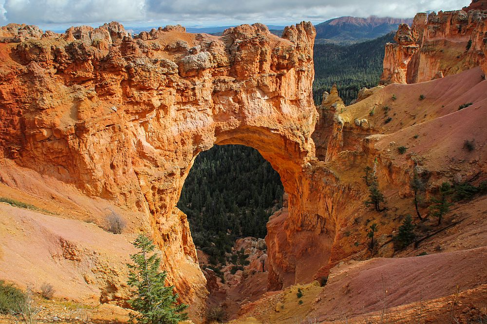 Natural Bridge im Bryce Canyon N.P....
