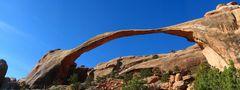 Natural Bridge Panorama