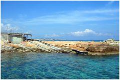 Natural Harbour - Naturhafen