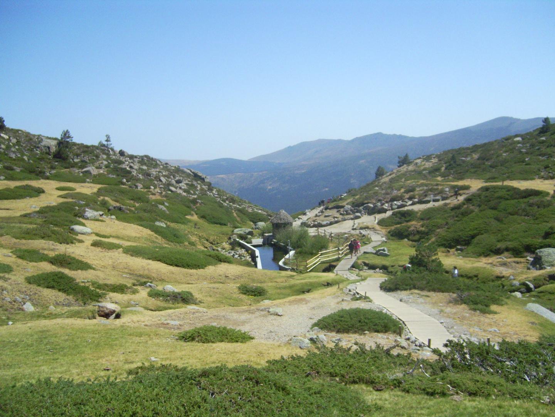 Natural Park of Penalarain Madrid