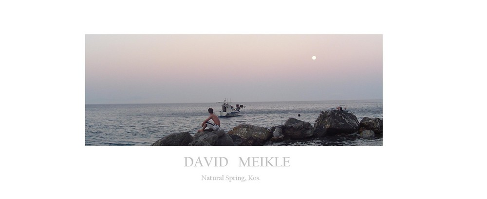 Natural Spring, 4am