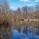 Naturbelassene Landschaft