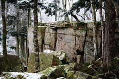 Naturdenkmal Volzemer Stein