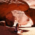 Nature's big sand-box