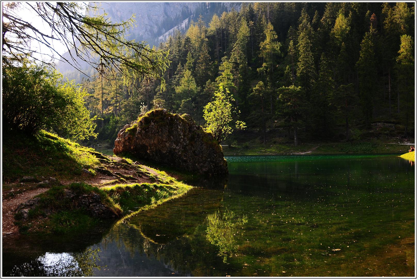 Naturjuwel Grüner See