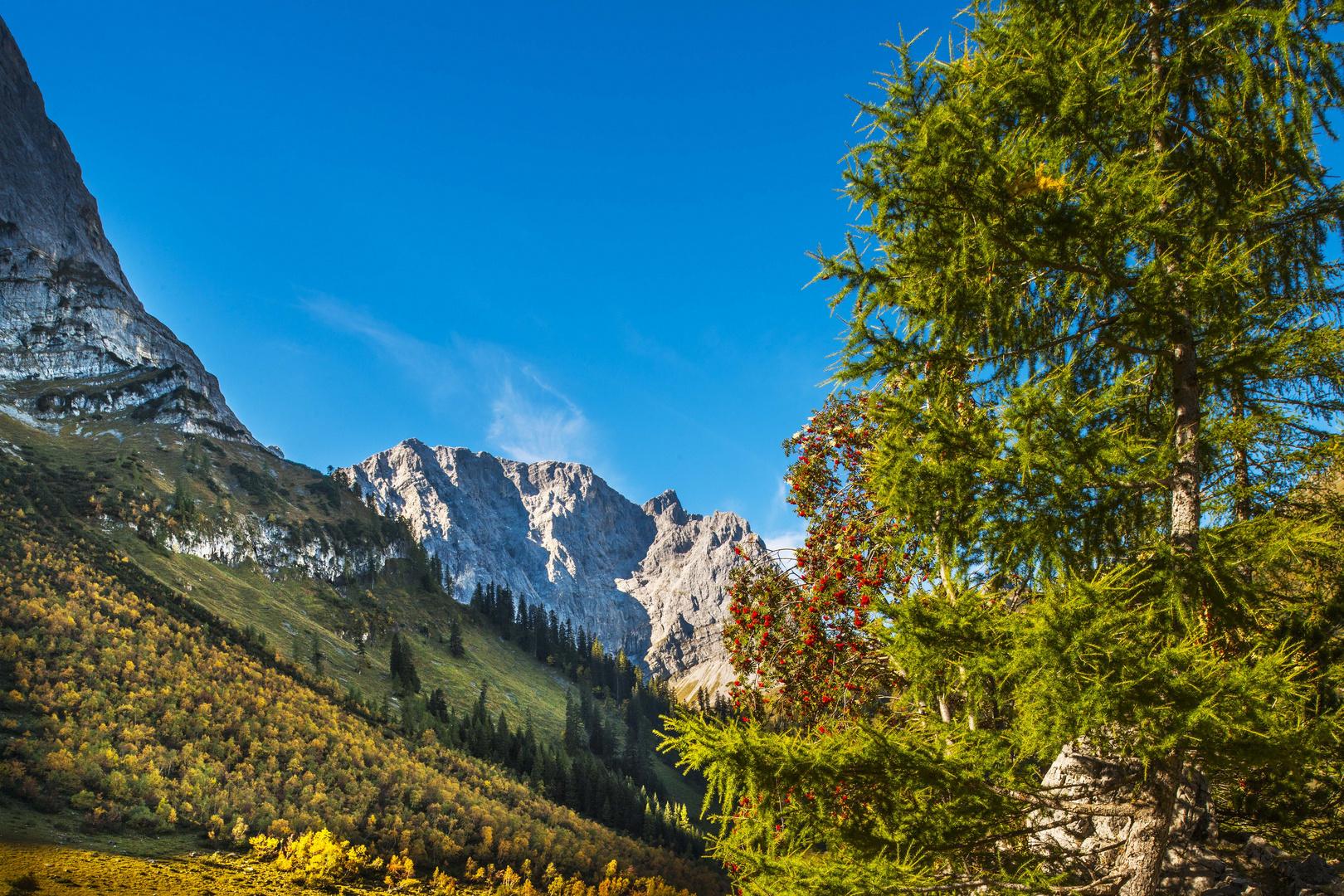 Naturpark Karwendelgebiet