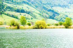 Naturschutzgebiet bei Alpnachstaad