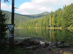 Naturschutzgebiet Großer Arbersee