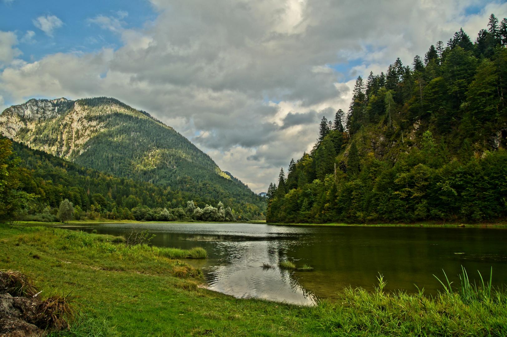 """Naturschutzgebiet """"Weitsee – Mittersee - Lödensee"""""""
