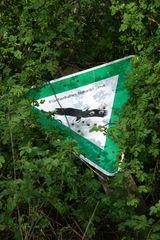 Naturschutz....zerstört und erschossen