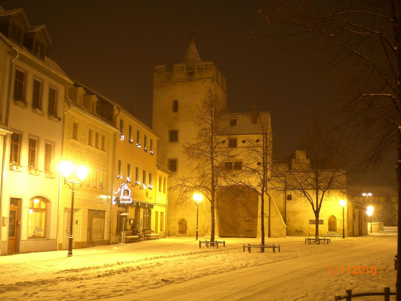 Naumburg - Das Marientor