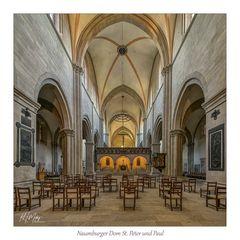"""Naumburger Dom St. Peter und Paul """" Gott zu Gefallen... """""""