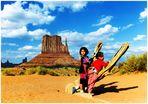 Navajo Kids....