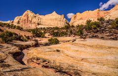 Navajo Knobs Trail, Capitol Reef NP, Utah, USA