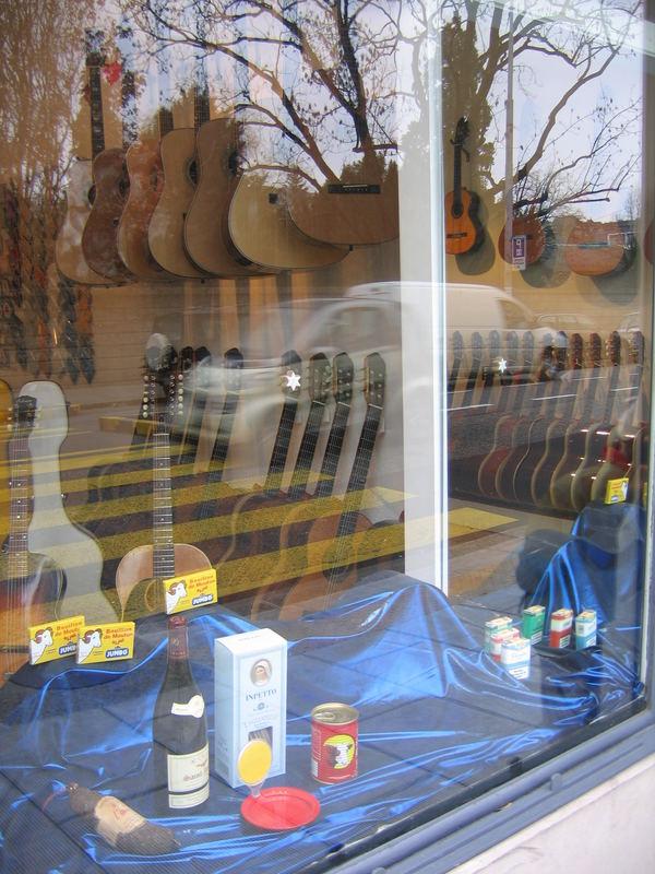 ¿Navidad entre guitarras?