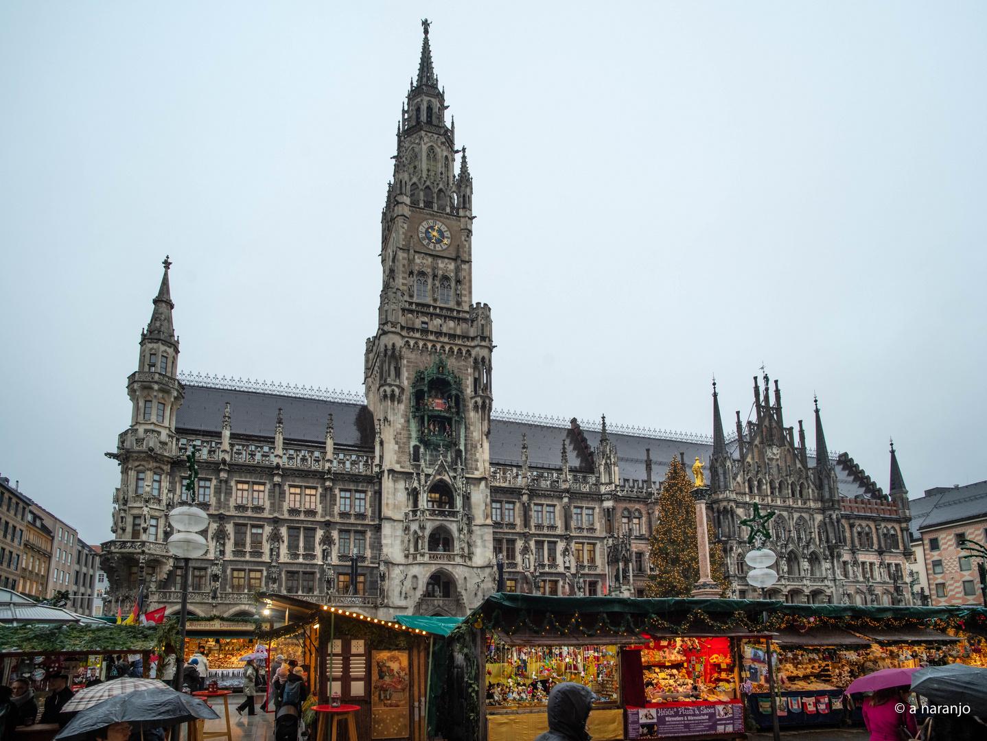Navidades een Munich