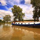 Navigando il canale di Borgogna