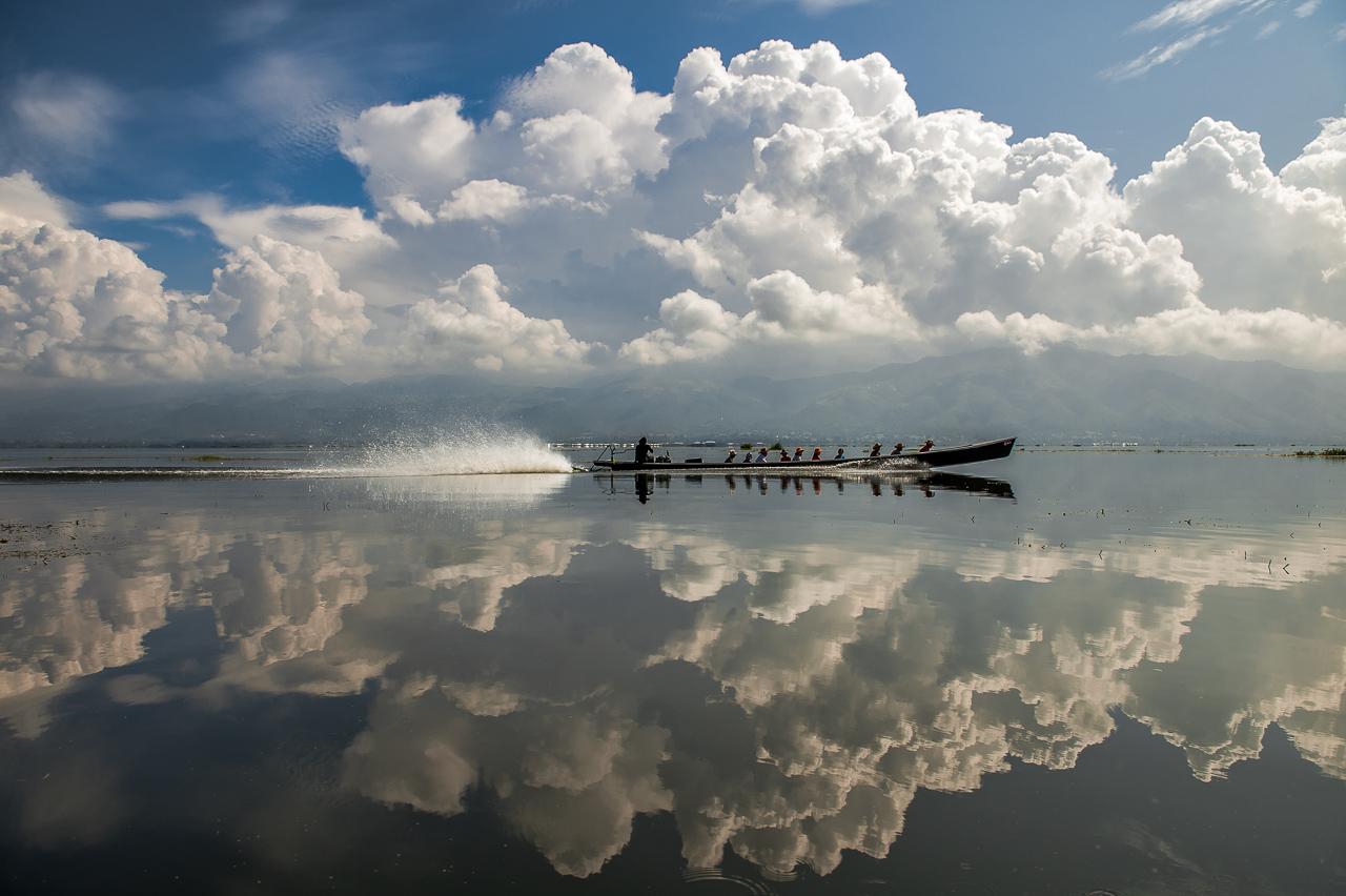 Navigando sulle nuvole
