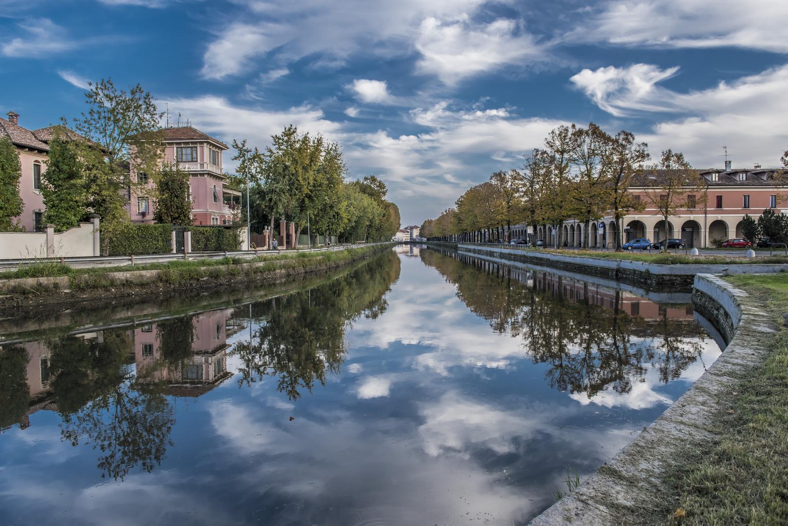 Naviglio a Pavia