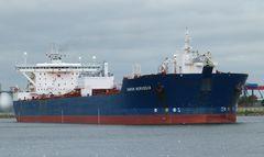 Navion Norvegia - Tanker