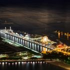 Navy Pier mit Teppichboden