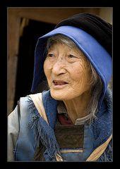 Naxi-Frau in Baisha