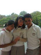 nayeli,yo y mi novio
