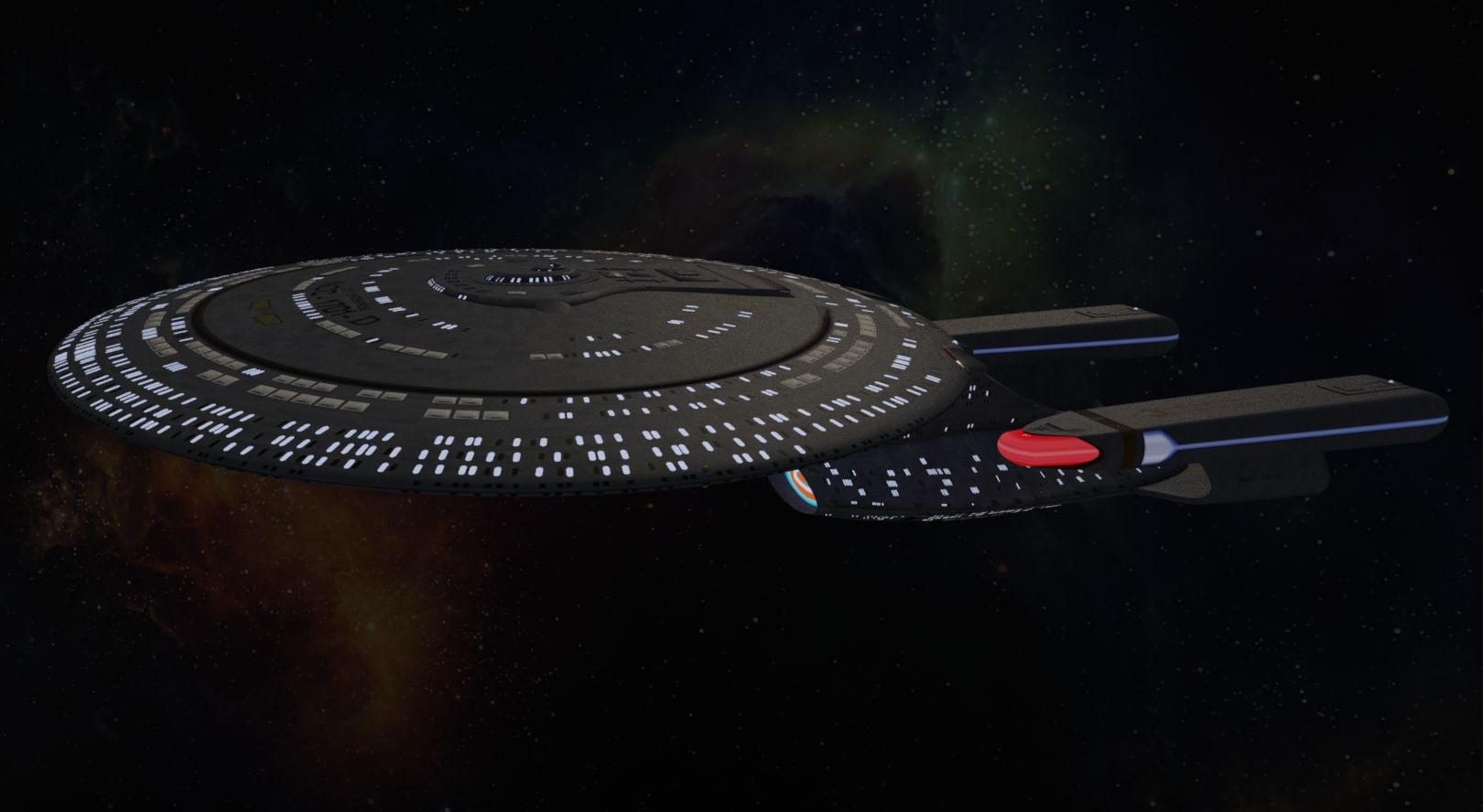 NCC 1701-D