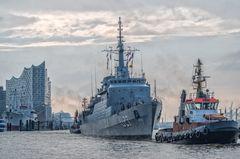 NE Brasil meets Hamburg