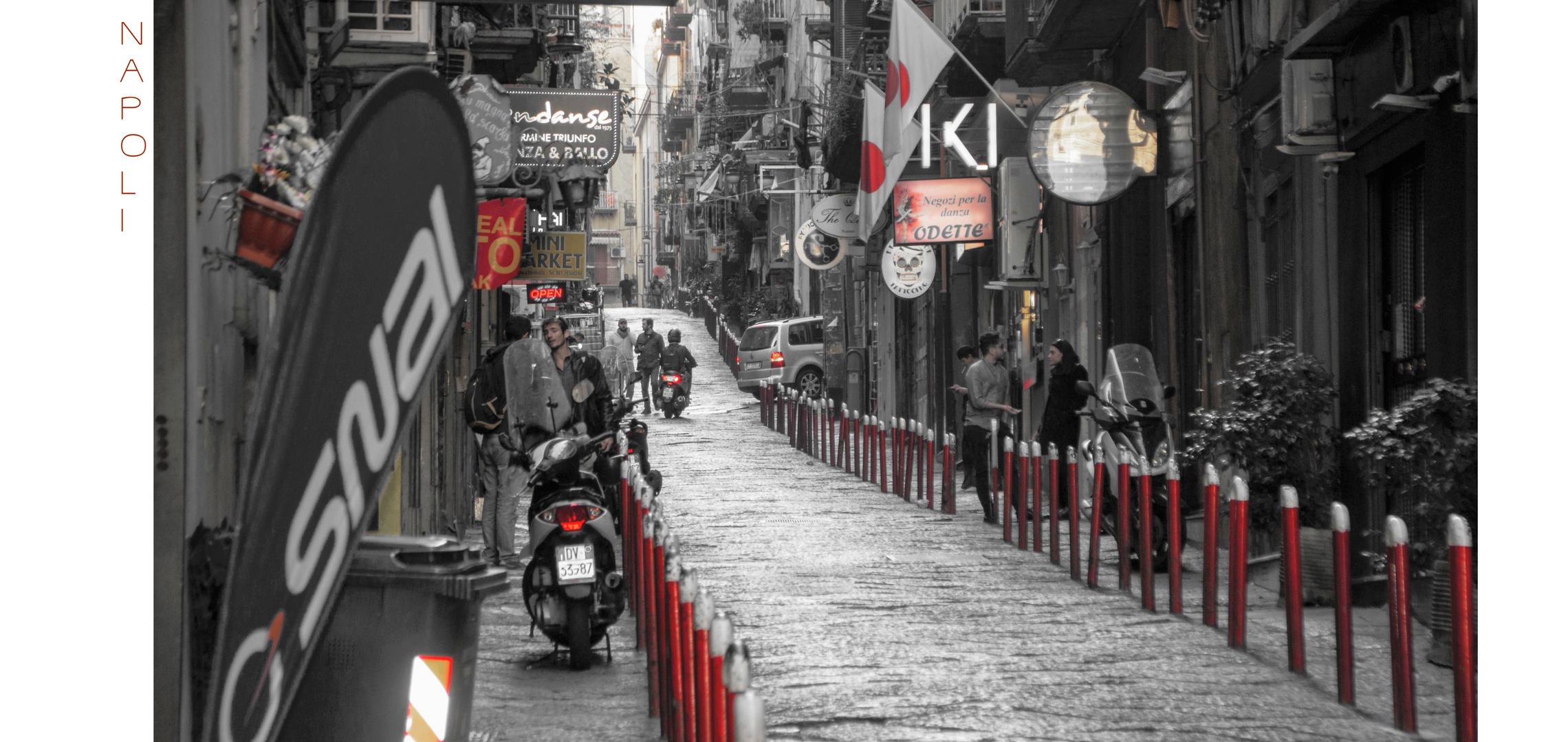 Neapel, ich würde dich wirklich gerne bald wiedersehen.