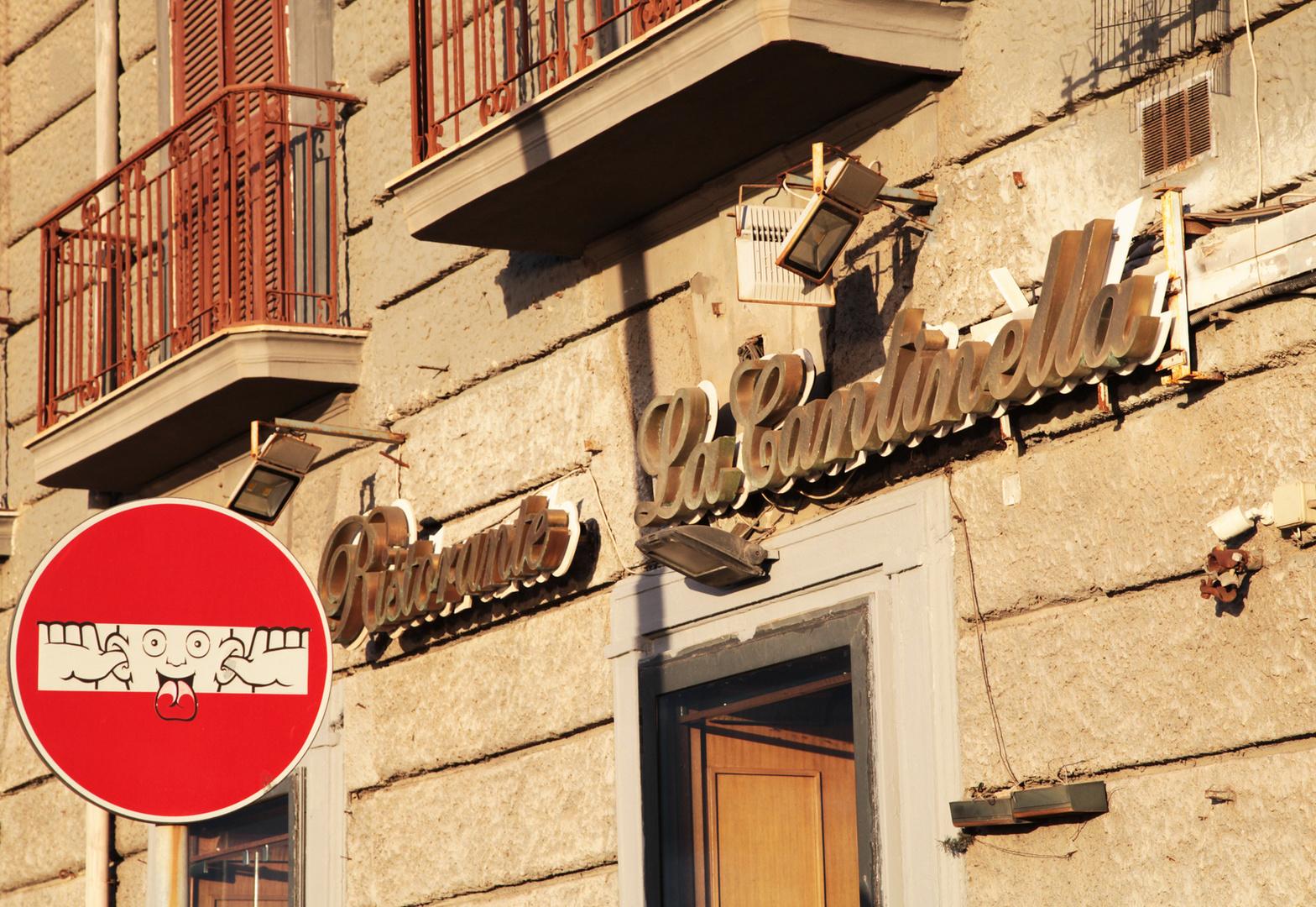 Neapel  -la catina-