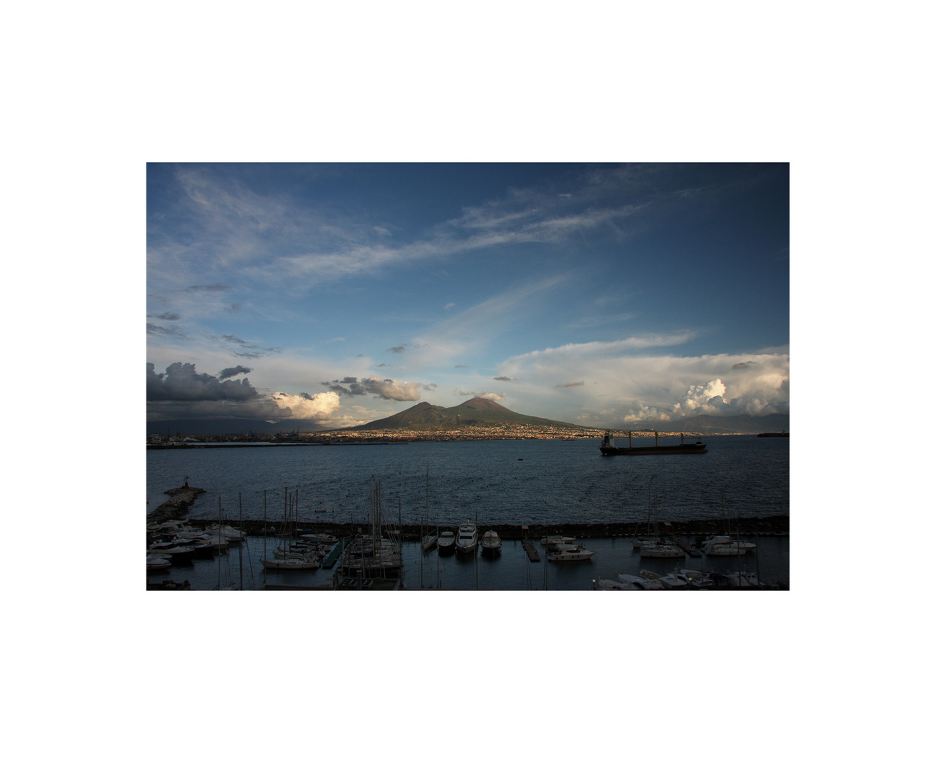 Neaples,Vesuvius