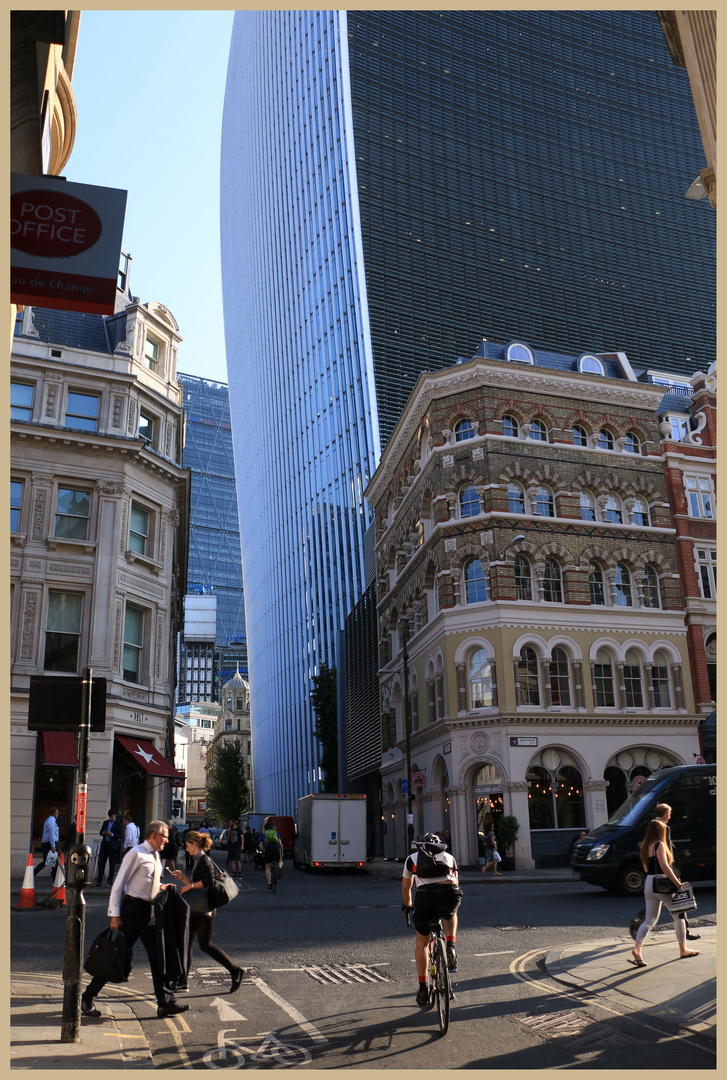 near 20 Fenchurch Street