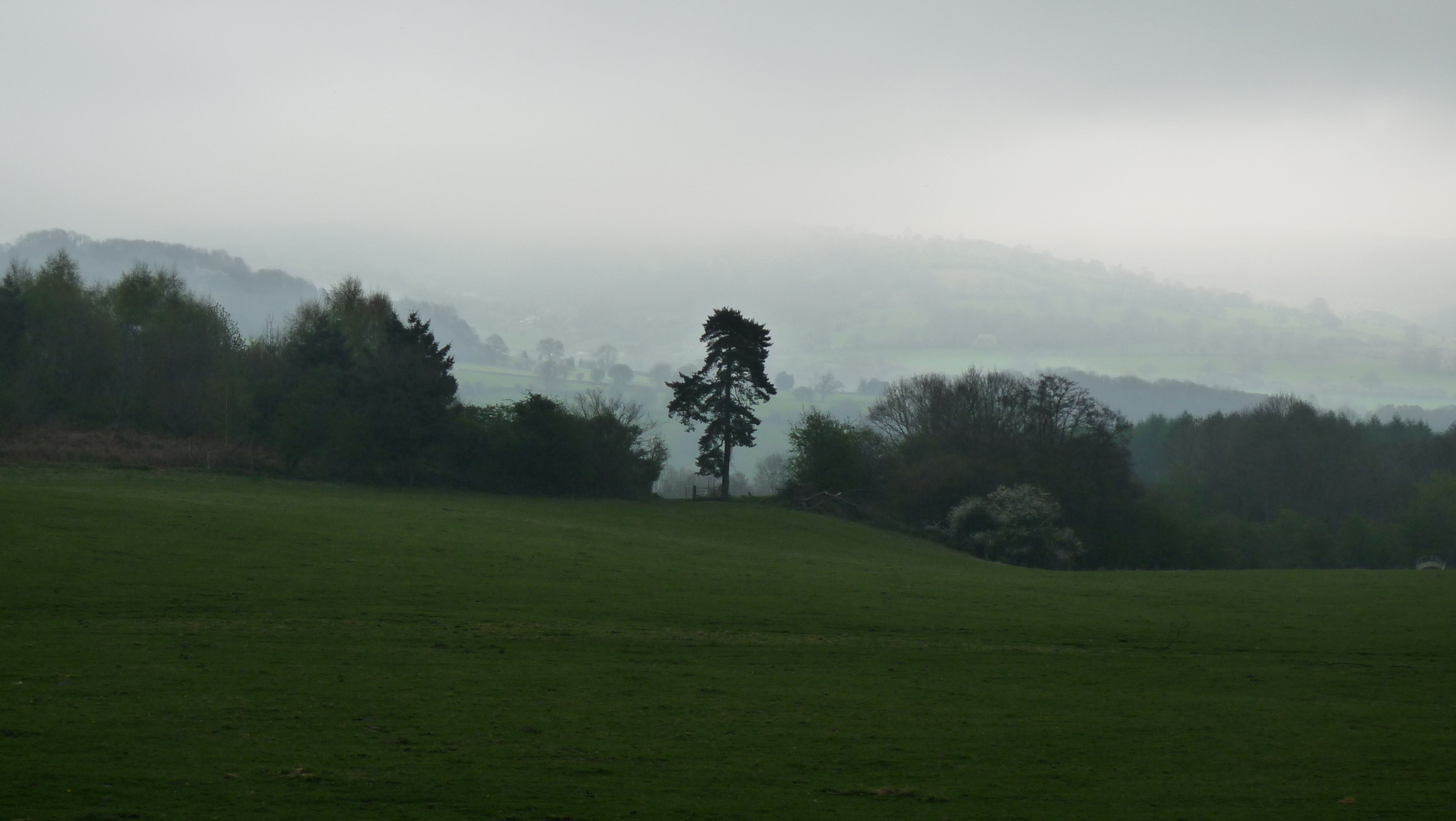 near Crickhowell, Brecon Beacons