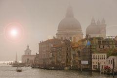 Nebel am Canal Grande