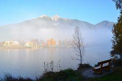 Nebel am Wildsee