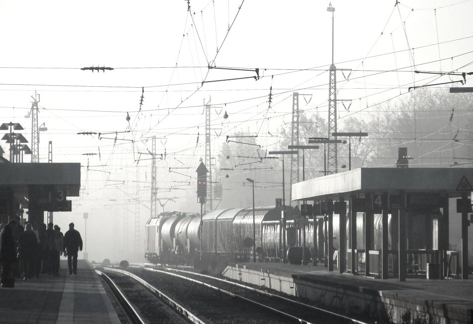 """""""Nebel-Durchfahrt"""""""