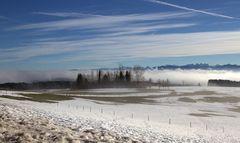 Nebel im Tal....