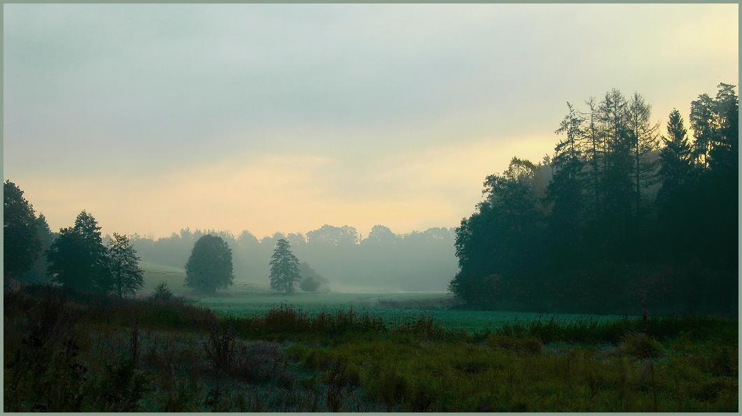 Nebel im Tal die Zweite