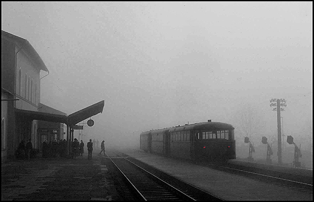 Nebel in Nassau