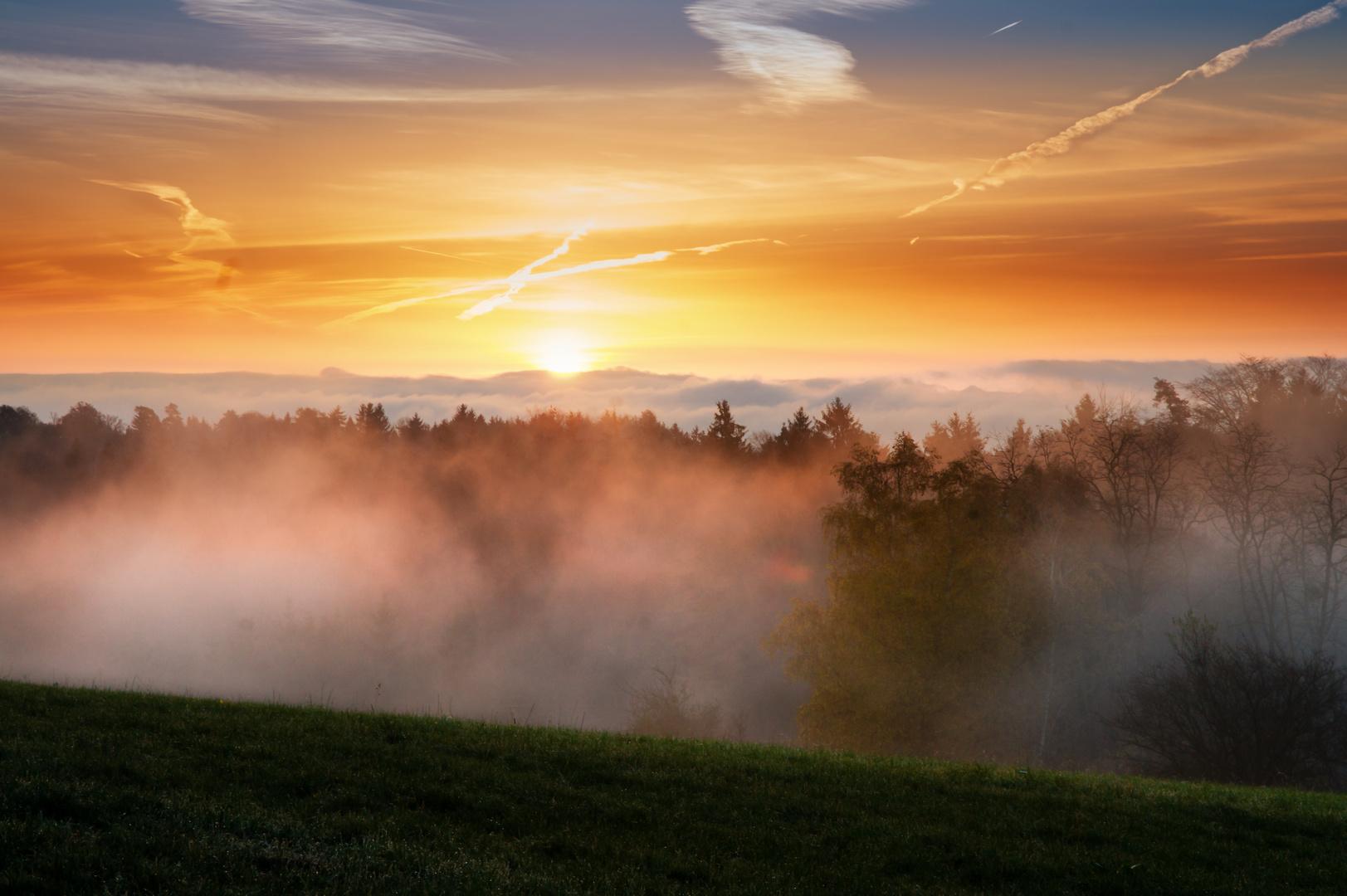 Nebel & Sonne