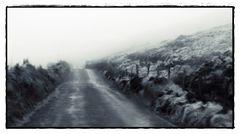 Nebel über dem Ring of Kerry...