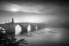Nebel überm Neckar