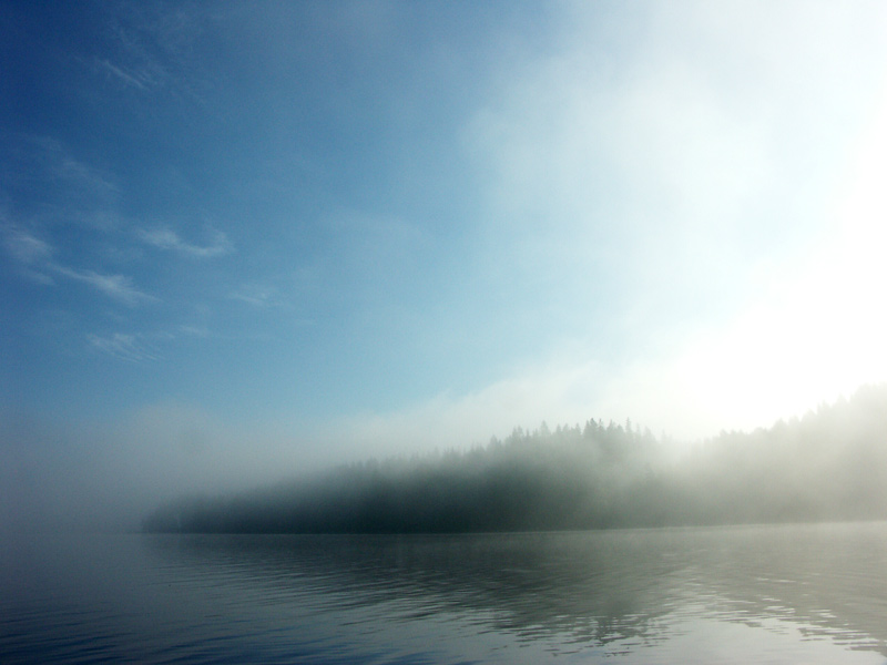 Nebel und Sonne 1