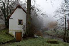 Nebel zieht ins Land