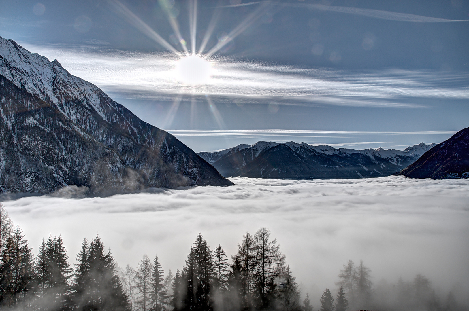 Nebeldecke