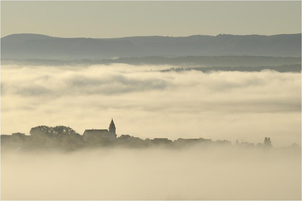 Nebelfloß