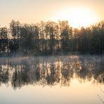 Nebelwasser ...