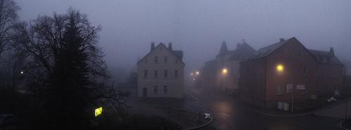 Nebel....wie damals in London