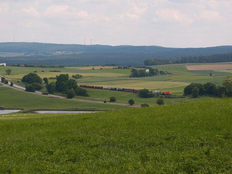 Nebenbahn Hirschau Amberg